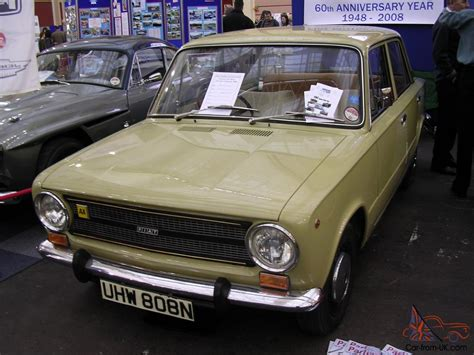 Fiat 124 Saloon Johnywheelscom