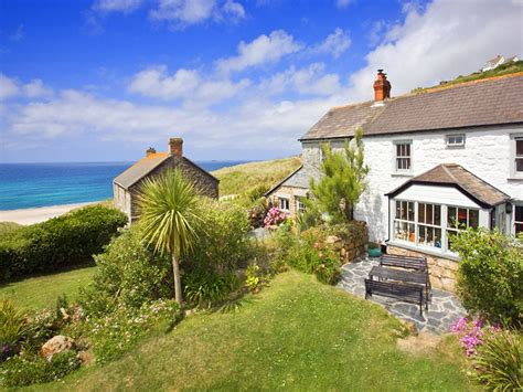 Petra  Petra, Cornish Cottage With Wow Sea Views, Garden
