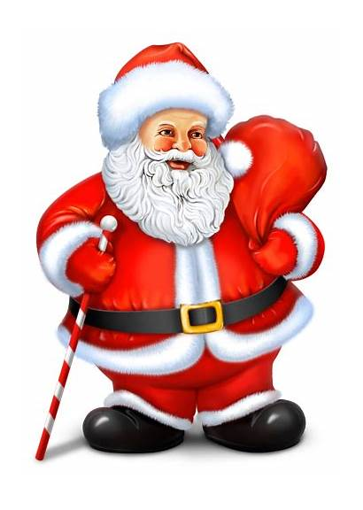 Santa Clipart Transparent Claus Noel Clip Pere