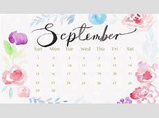 September 2019 Calendar Templates Professional Calendar