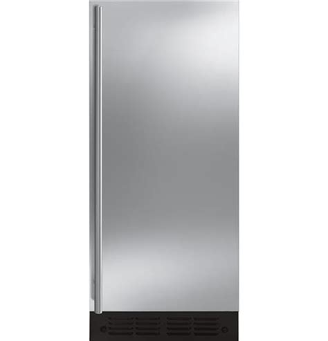 zdissshrh monogram high production large capacity automatic icemaker monogram appliances