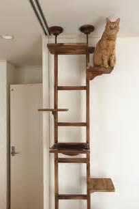 diy cat tree katten bomen and doe het zelf on