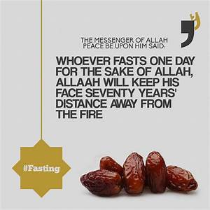 Fasting for the sake of Allah | Islam Pictures