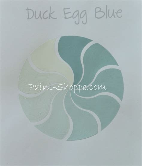 duck egg blue color value pinwheel eye