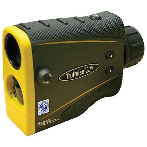 york survey supply centre trupulse 200 laser rangefinder