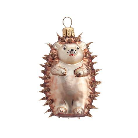 hedgehog christmas ornament gump s