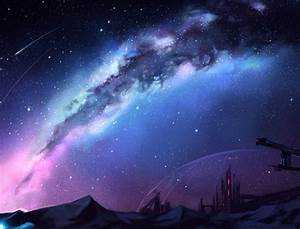 50 Photoshop Tutorials For Sky and Space Effects ...