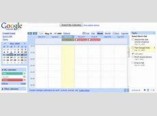 Google Calendar Adds Tasks