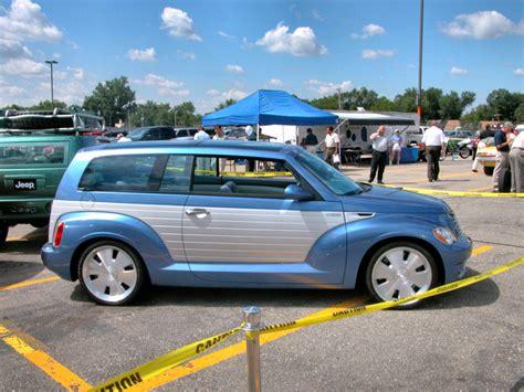 2002 Chrysler California Cruiser Concept Car First Shown