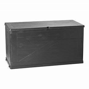Coffre De Rangement Plastique : coffre de rangement plastique krabi castorama ~ Melissatoandfro.com Idées de Décoration