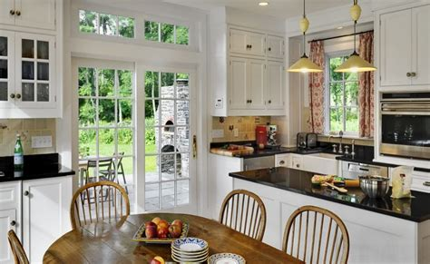 discovering  elegance  charm  french doors