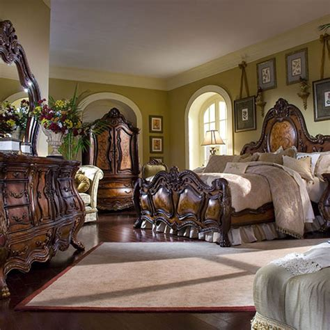 Michael Amini Bedroom Sets by Chateau Beauvais 174 Bedroom Michael Amini Furniture