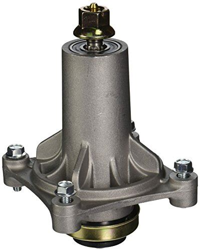 187292 lawn mower spindle assembly 54 in decks poulan