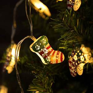 Christmas, String, Lights, Pinecone, Bell, Red, Berry, Garland, With, Lights, Battery, Operated, Fairy