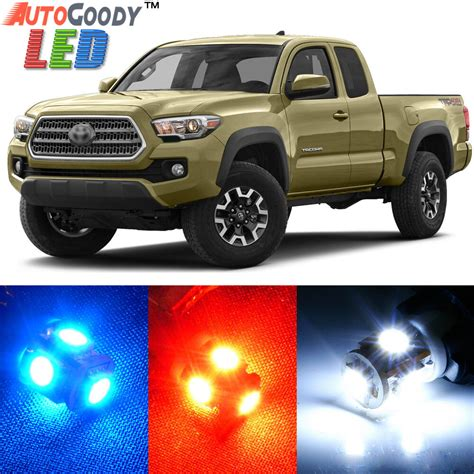 Toyota Tacoma Lights by 9 X Premium Xenon White Led Lights Interior Package Kit
