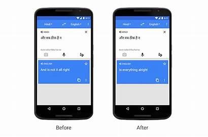 Google Translate App Help Community Better Results