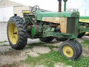 1960 John Deere 730 Tractor