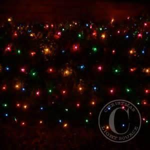 multi color net lights