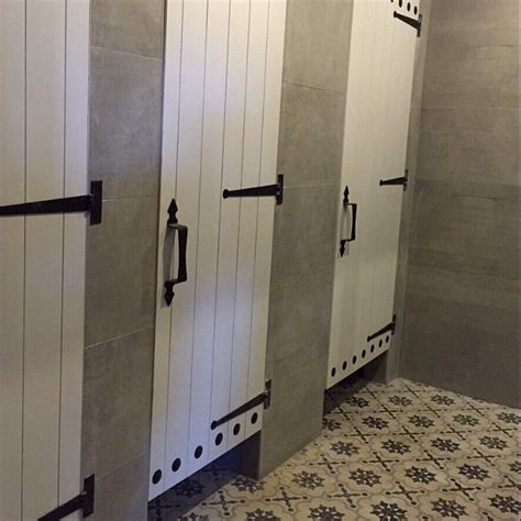 bathroom stall ideas  pinterest corner shower