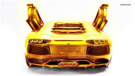 cool golden cars cool lamborghini golden color car stylishhdwallpapers