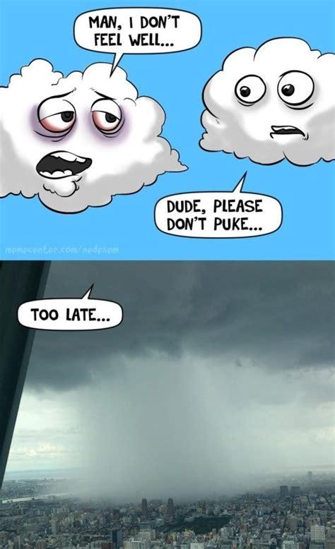 bad weather puns