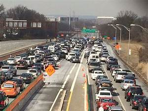 Parkway Back Open In Woodbridge After Emergency Work