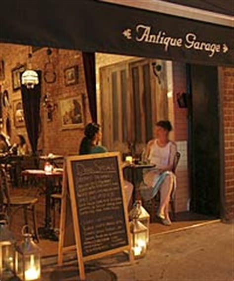 antique garage nyc antique garage soho new york magazine restaurant guide