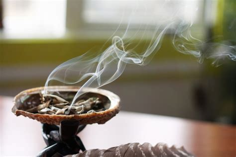 power  smudging   types  blessing