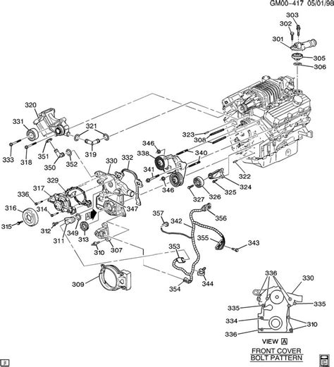 2002 Pontiac 3 4 Engine Cooling Diagram by 2002 Buick Park Ave Water Bolts Gm Forum Buick