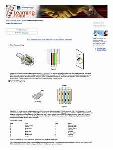 Rj11  U0026 Rj45 Wiring Instructions