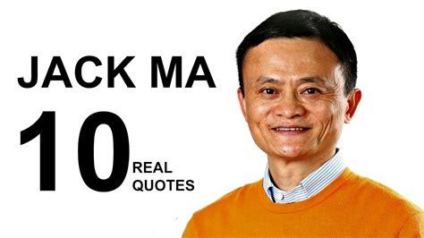 jack ma  real life quotes  success inspiring