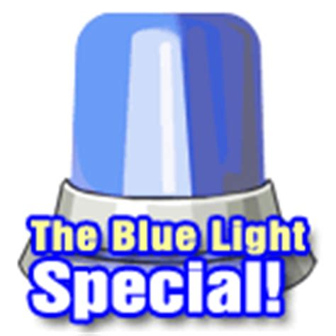 Blue Light Special Kmart by Attention Dik Shoppers Attention