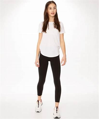Lululemon Tight Pants Low Rhythmic Leggings Preteen