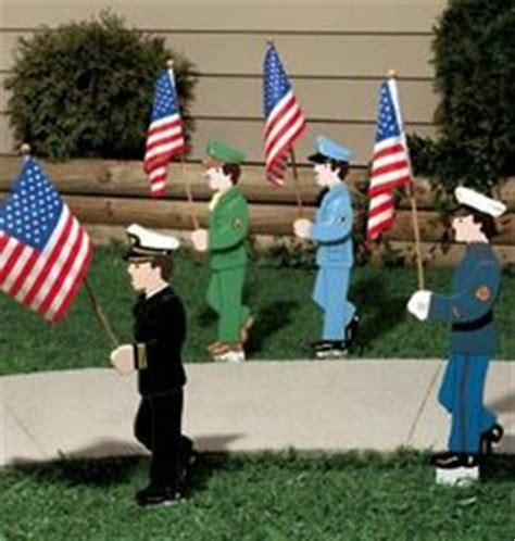1000 images about patriotic yard on yard