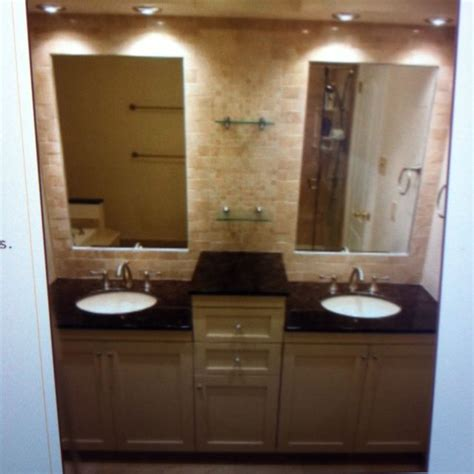 Ensuite Bathroom Sinks by Vanity Could Reuse Two Sinks I Without A