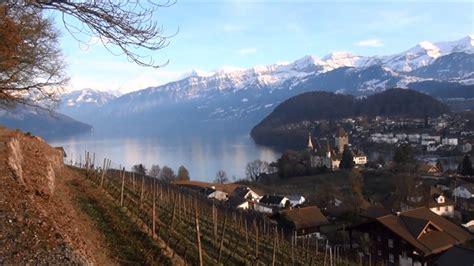 Spiez Switzerland Youtube