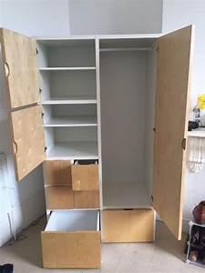 Ikea Rakke Kleiderschrank : 1 ikea rakke wardrobe 50 ono in hove east sussex gumtree ~ A.2002-acura-tl-radio.info Haus und Dekorationen