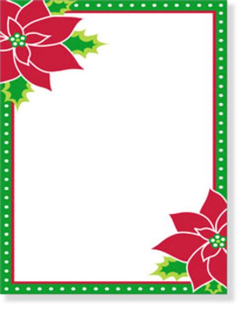 holiday seasonal christmas stationery papers