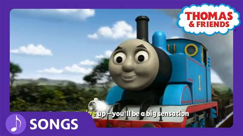 determination song steam team sing alongs thomas