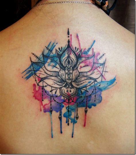 attrayant mandala dessins de tatouage idees   de