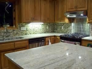 best tile for backsplash in kitchen the best reason choosing kitchen backsplash glass tile