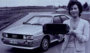 Audi Ur-quattro Voice Synthesiser