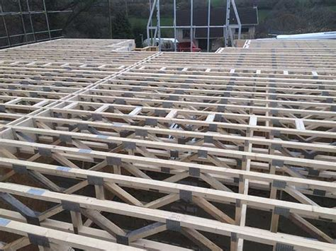 Clever Floor Joist Photos