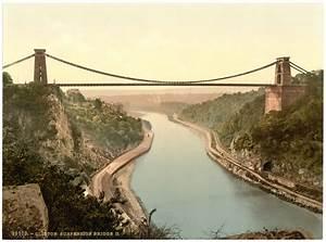 Brunel U2019s Suspension Bridge 150 Years On  U2013 Past In The Present