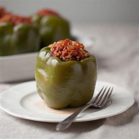 stuffed peppers recipe eatingwell
