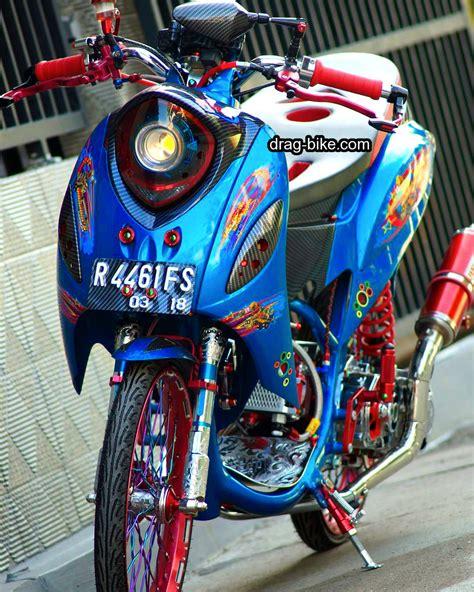 Style Modifikasi by Modifikasi Fino Racing Terkeren Dan Terbaru