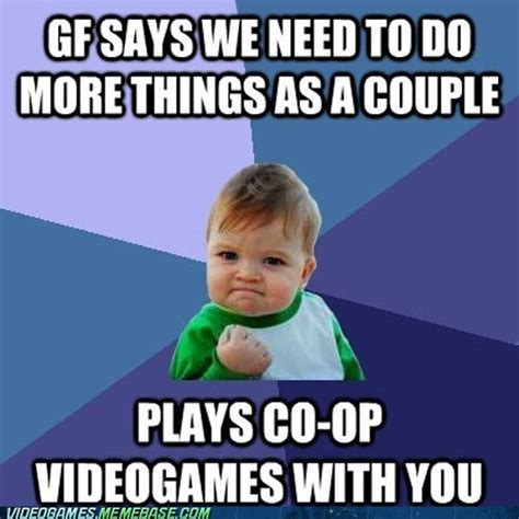 Funny Couple Memes - gamer couple memes tags success meme gamers couple submitted by unknown for my sweet dark