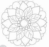 Coloring Mandala Printable Chinese Symbol Mosaic Patterns Stained Symbols Crafts Lathe Inlay Ausmalen Zeichnen Erwachsene Chinesisches Vorlagen Handstickerei Mosaikmuster Blumenmuster sketch template