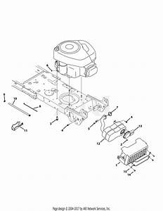 Riding Mower Engine Diagram