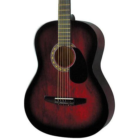 acoustic starter guitar rogue burst